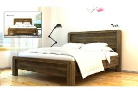 reclaimed wood platform bed frame u2013 successnow info