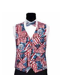 American Flag Suspenders Usaamericanflagsvest Jpg