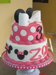 custom made cakes minnie mouse byrdie girl custom cakes