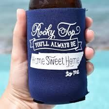 koozie wedding favor southern koozie wedding favors tennessee wedding favors
