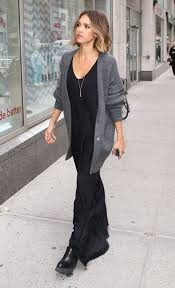 how to wear a maxi dress in winter maxi dresses grey cardigan