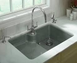 kohler cast iron kitchen sink beauty and function with the kohler carrizo cast iron sink