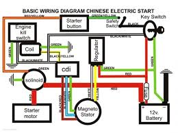 wiring diagram 110cc chinese quad bike wiring diagram 110cc