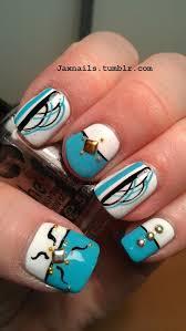 81 best ocean nails images on pinterest make up summer nails