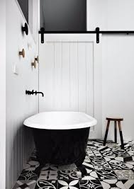 monochrome bathroom ideas get inspired with 25 black and white bathroom design ideas