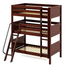 Triple Bunk Beds For Your Kids Shared Bedroom Maxtrix - Tri bunk beds for kids