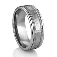 palladium wedding band platinum inlay palladium band diana classic men s wedding bands