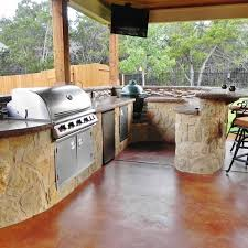 outdoor kitchen pictures design ideas outdoor kitchen design ideas with a multi level deck archadeck