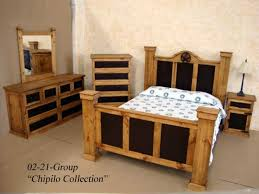 Wood And Iron Bedroom Furniture by Dallas Designer Furniture Chipilo Rustic Bedroom Set With Iron