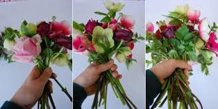 Diy Bridal Bouquet Diy Wedding Bouquet Instructions Once Wed
