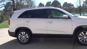 hd video 2011 kia sorento ex limited v6 used for sale www