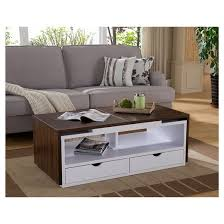 Expandable Coffee Table Expandable Coffee Table Inspirational And Karleen Two Tone