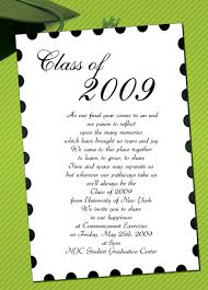 what to write on a graduation announcement commencement invitation wording graduation invitation templates