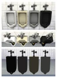 Home Urinal by Mod The Sims Male Urinal