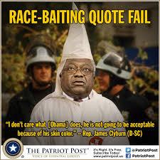 Meme Fail - humor race baiting quote fail the patriot post