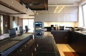cuisine americaine design 35 cuisines ouvertes façon design côté maison