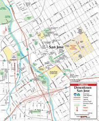 san jose district map popular 204 list san jose california map