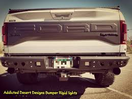 Ford Raptor Bumpers - 2017 ford raptor addictivedesert designs front and rear bumpers