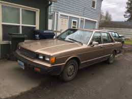 nissan datsun 1982 cc capsule 1982 datsun maxima nissan 810 u2013 if you can u0027t afford