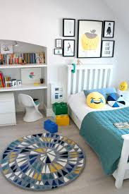 happy bedroom littlebigbell boy s bedroom ideas decorating with a rug from