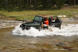 water jeep jeep roading 101 water and mud the jeep