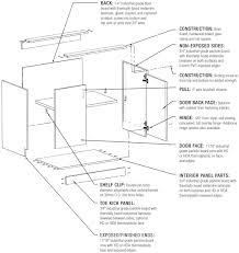 standard wall cabinet height upper cabinet dimensions upper