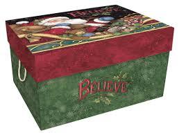 lang bob s santa believe ornament box reviews wayfair