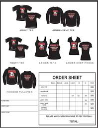 example t shirt order form google search pto pinterest