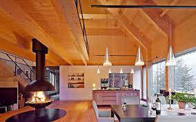glue laminated beam rectangular framing roof