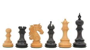 buy chess set buy luxury staunton chess set in ebony box wood online