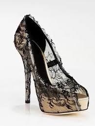 black lace platform pumps peep toe evening shoes sexyshoeswoman com