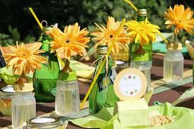 jar centerpieces for baby shower baby shower centerpieces ideas to make baby shower decoration ideas