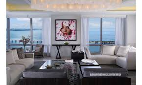miami home design mhd a tower in the sky one acclaimed design team turns a penthouse in