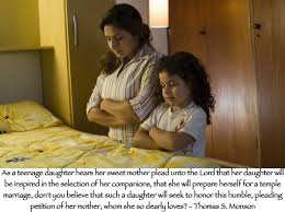 Mother Daughter Memes - as a teenage daughter hears her sweet mother plead unto the lord