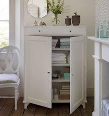 Storage Cabinet For Bathroom by Bathroom Marvelous White Bathroom Storage Cabinet Photo Gallery