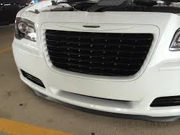old chrysler grill stock grille dissembled chrysler 300c forum 300c u0026 srt8 forums