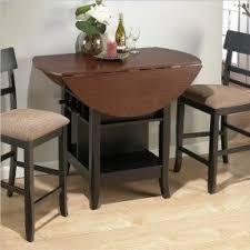 Black Drop Leaf Kitchen Table by 3 Piece Drop Leaf Table Set Foter