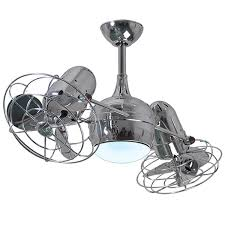 Outdoor Double Oscillating Ceiling Fans by 38