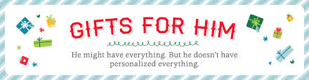 personalized christmas gifts for men personal creations