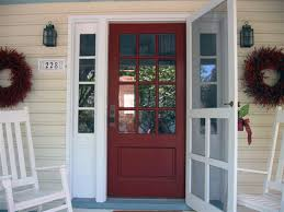 House Exterior Doors Custom Exterior Doors Screen Doors Enclosures Select