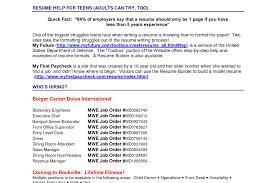 Top Resume Sites Best Resume Help Resume Samples And Resume Help