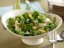 pear and blue cheese salad recipe food network kitchen food