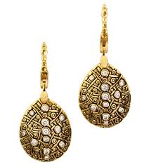 hanging earrings 18k gold hanging earrings matero jewelry