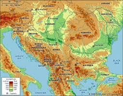 Location Of The Ottoman Empire by Balkans Britannica Com
