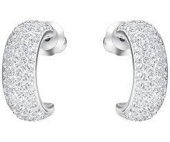 pierced earrings swarovski palace pierced earrings 1106512 palace pierced earrings