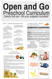 the best preschool curriculum i have ever used