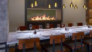 Restaurant Dining Room Tables Restaurants In Charlotte Nc Kimpton Tryon Park Hotel