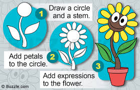 floral enchantment a list of easy flowers to draw effortlessly