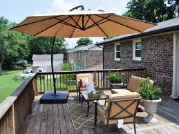 Wooden Decks And Patios Best 25 Deck Umbrella Ideas On Pinterest Diy Childrens Lighting