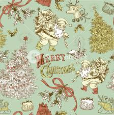 vintage christmas paper vintage christmas seamless pattern royalty free stock image